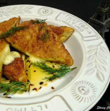 Mozzarella in Carrozza - thespiceadventuress.com