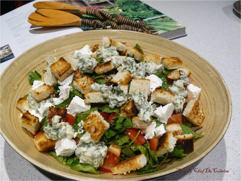 'Everything' Salad - thespiceadventuress.com