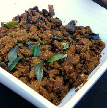 Beef Podi……a celebration of Central Travancore flavours - thespiceadventuress.com