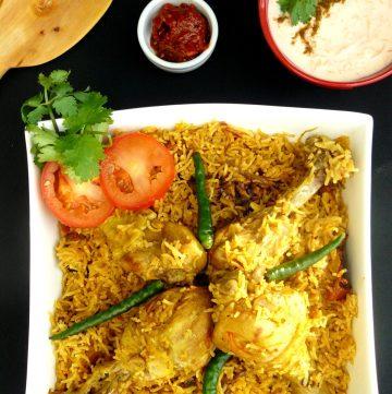 Bombay Biryani - thespiceadventuress.com