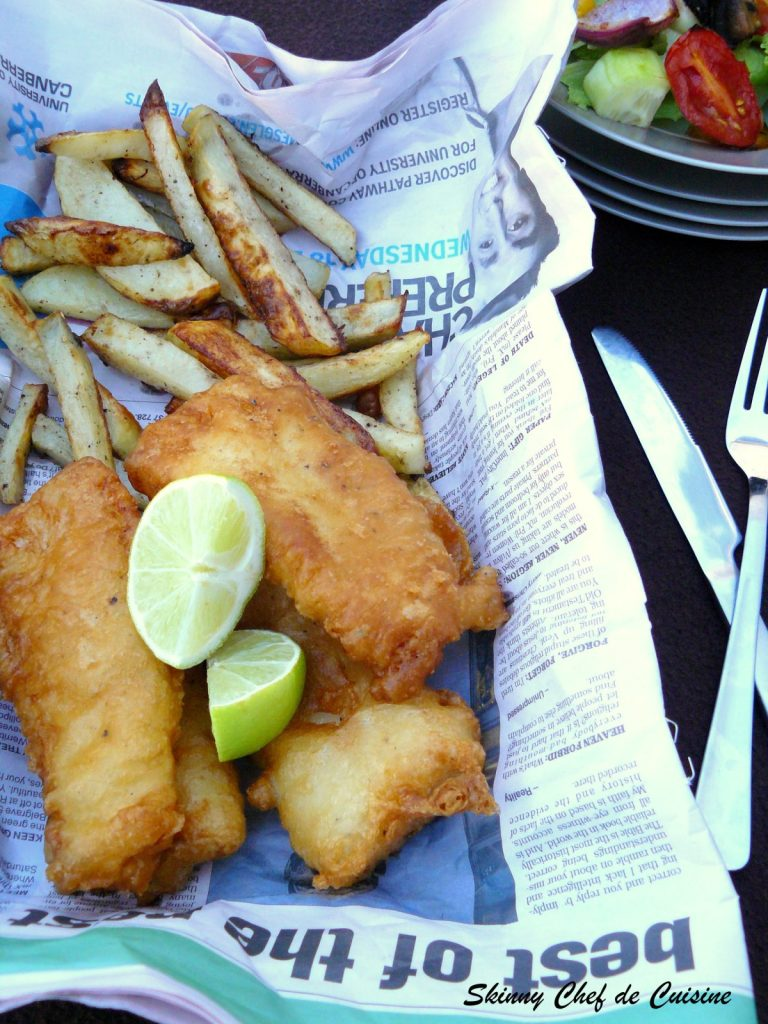 Fish and Chips – Maggie Beer Style - thespiceadventuress.com