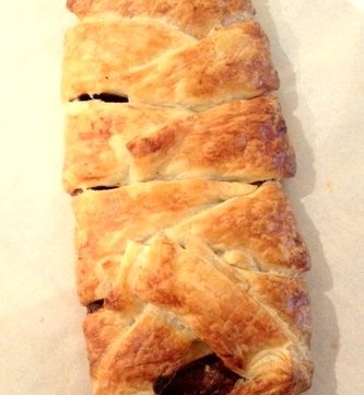 Nutella and Almond Puff - a Guest Post from Kitchening About - thespiceadventuress.com