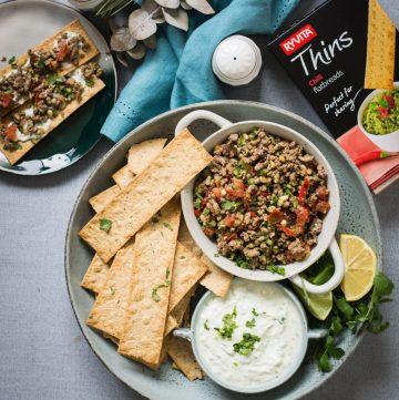 Moroccan lamb salad - thespiceadventuress.com
