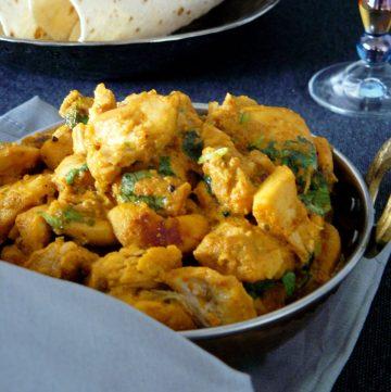 Bengali Chicken Chaap/Chanp - thespiceadventuress.com