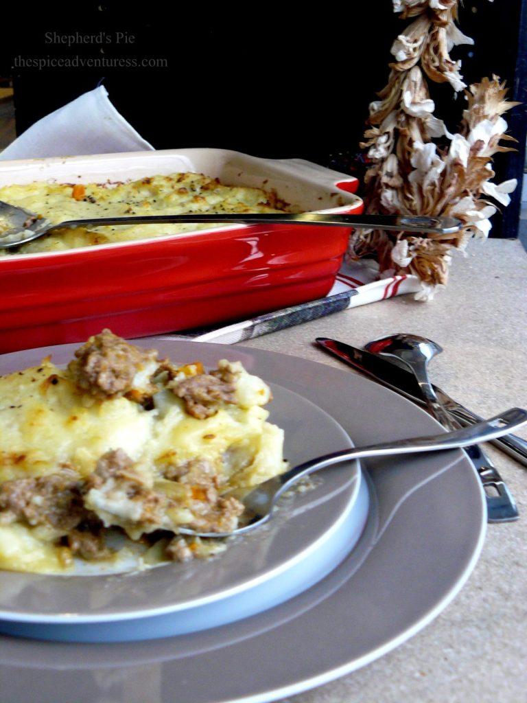 Shepherd's Pie/Cottage Pie – Keeping Food Traditions Alive - thespiceadventuress.com