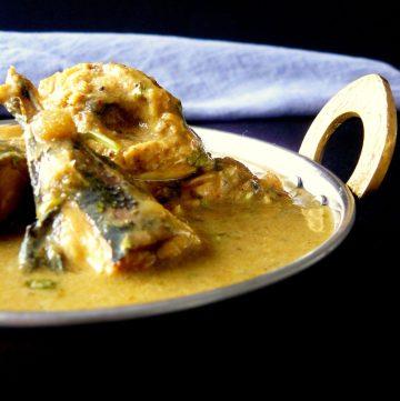Karwari Fish Curry - thespiceadventuress.com