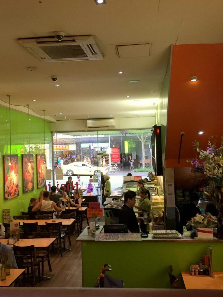 Your Thai Rice and Noodle Bar, Melbourne CBD – a Review - thespiceadventuress.com