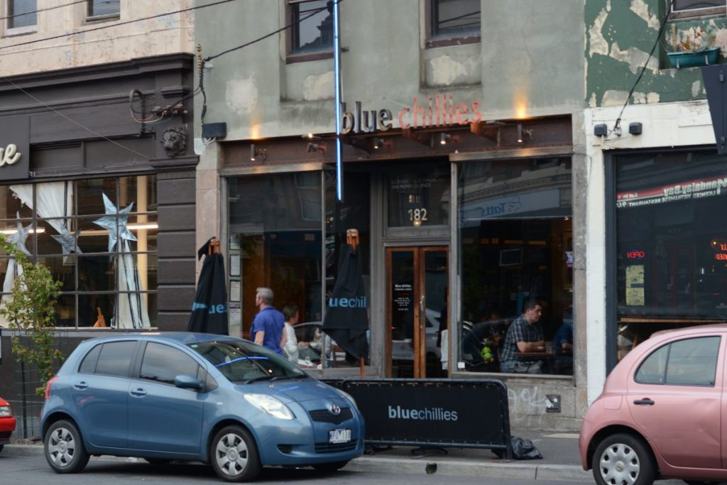 Blue Chillies (Fitzroy, Melbourne) - thespiceadventuress.com