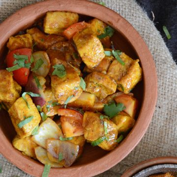 Fried Shark with Tuticorin Curry Paste - thespiceadventuress.com