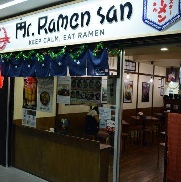 Mr. Ramen San, Melbourne - thespiceadventuress.com