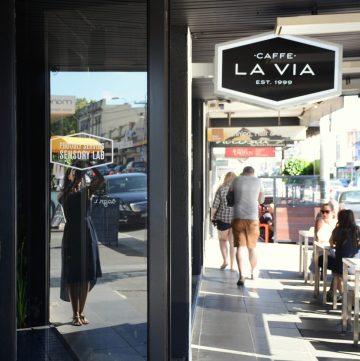 Caffe La Via, Malvern, Melbourne - thespiceadventuress.com