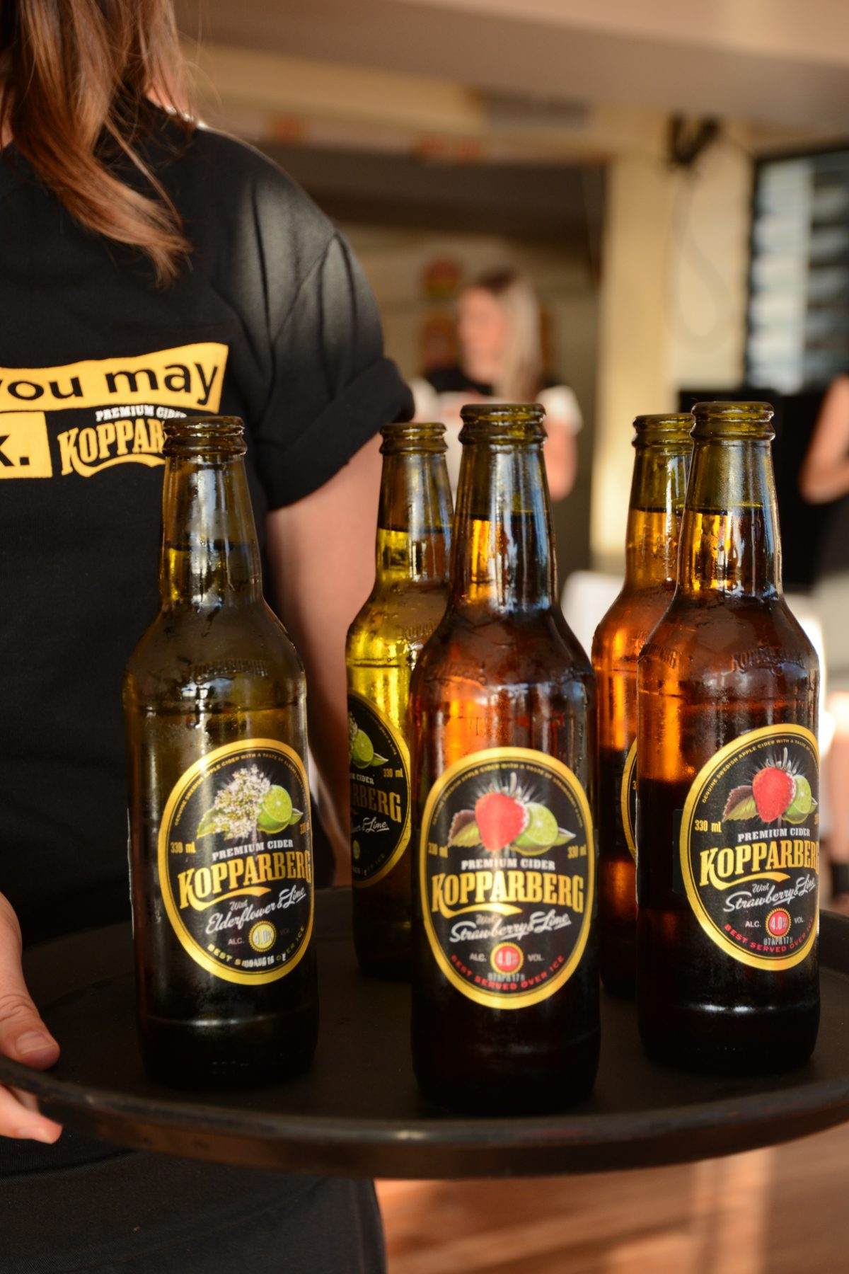 Kopparberg Elderflower & Lime Cider and Kopparberg Strawberry & LIme Cider - launched in Australia - thespiceadventuress.com