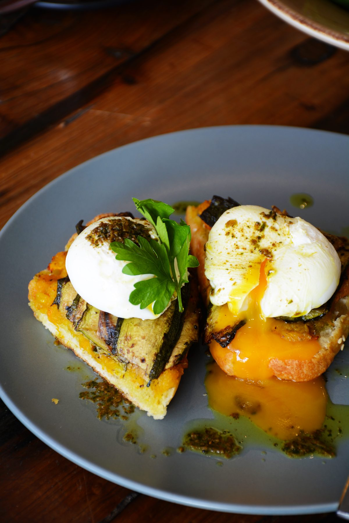 Chermoula Eggs at The Foodrinkery, Burwood (Melbourne) – a Review - thespiceadventuress.com