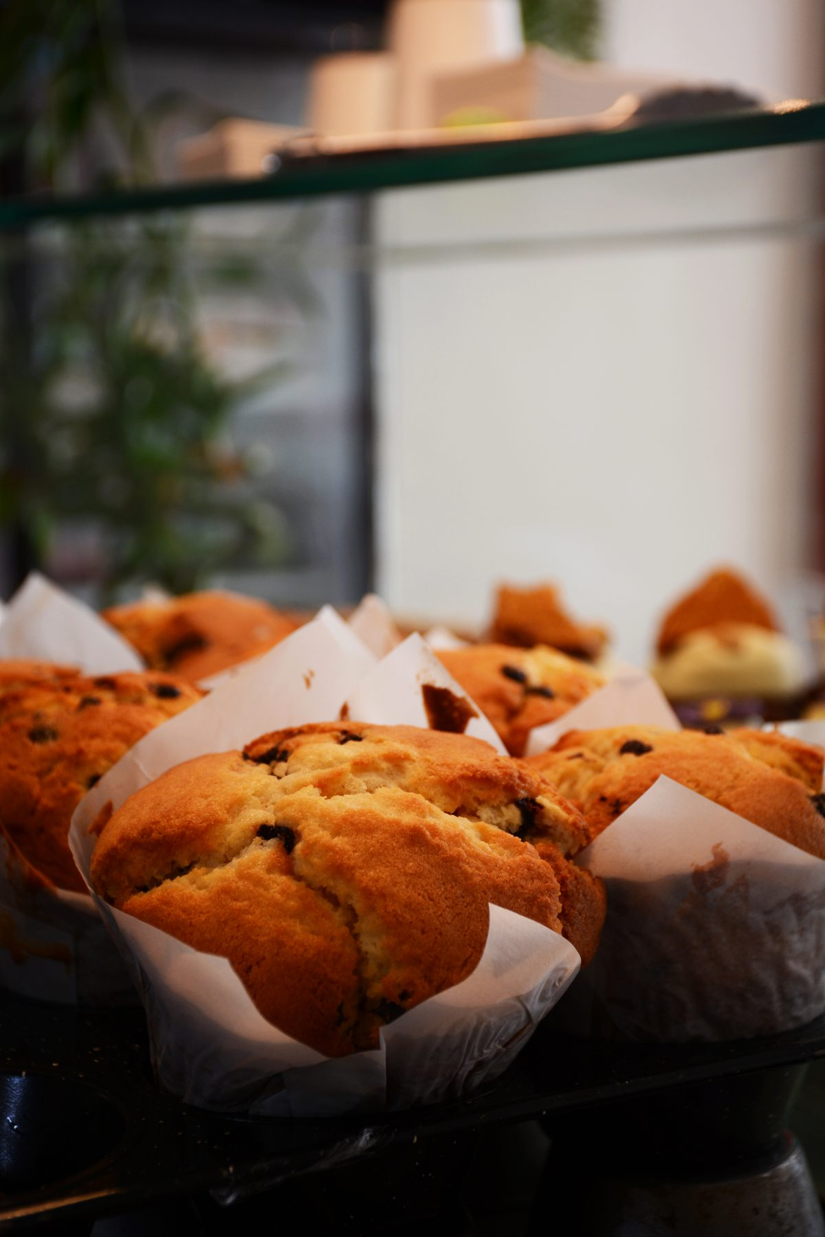 Freshly baked muffins at The Foodrinkery, Burwood (Melbourne) – a Review - thespiceadventuress.com