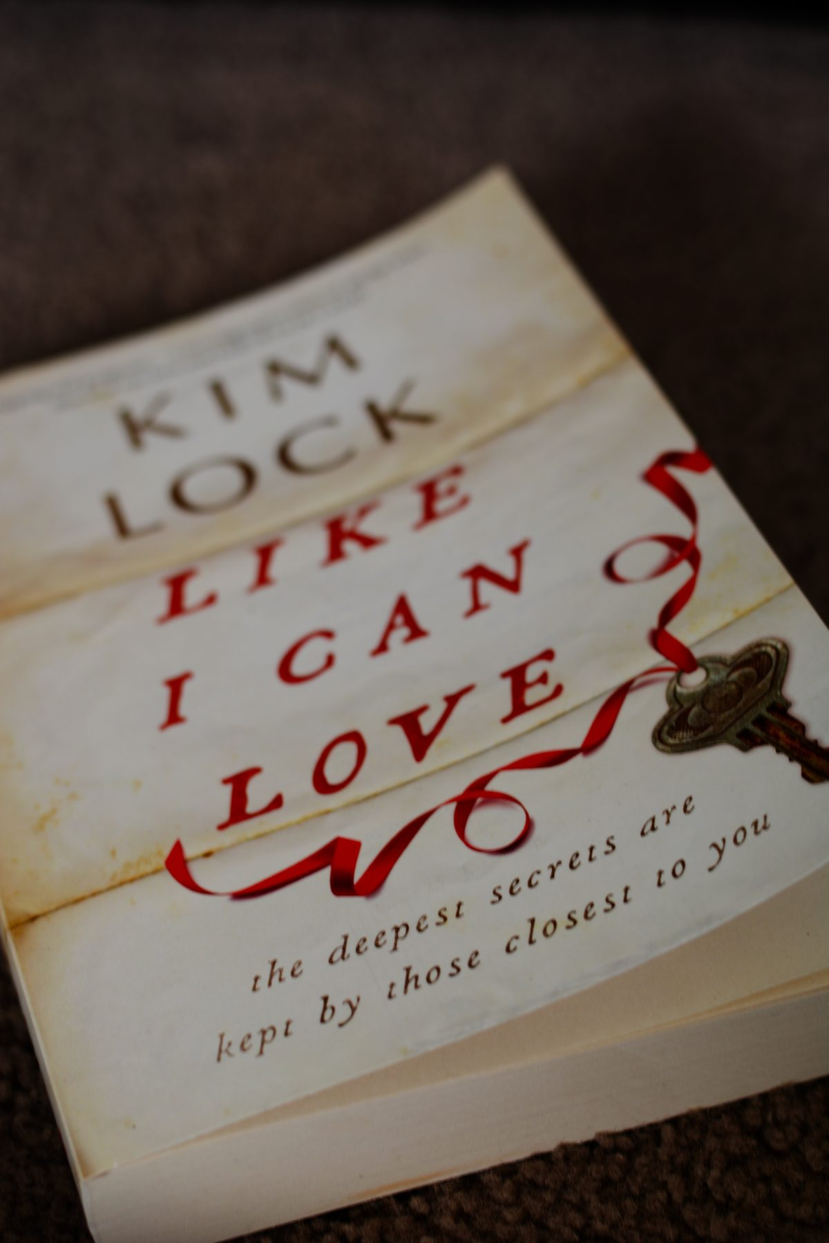 Like I Can Love by Kim Lock - a book review - thespiceadventuress.com