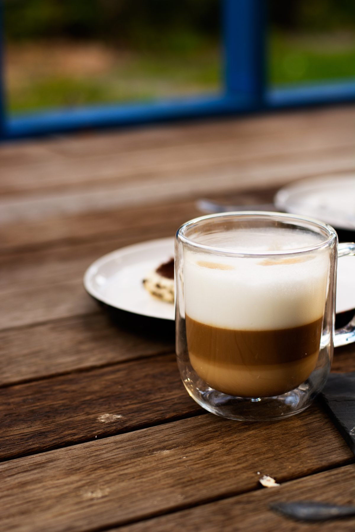 Latte Macchiato with Jura Z6 - thespiceadventuress.com