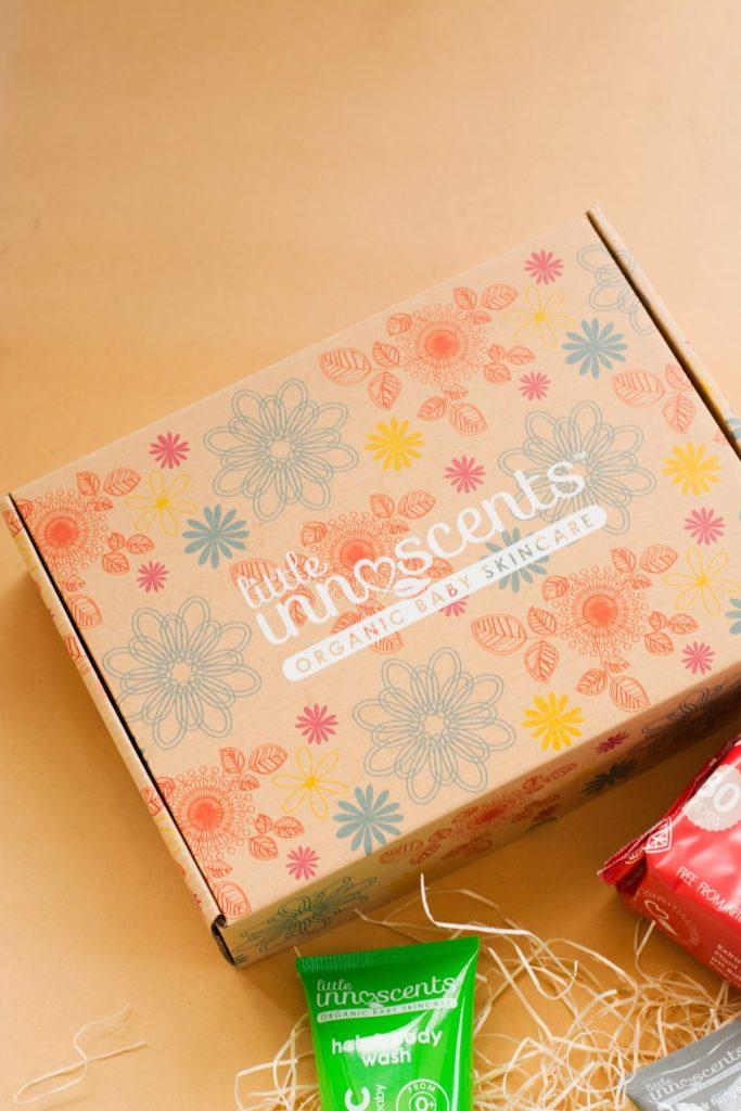 Little Innoscents Organic Baby Skincare Range - Giveaway Hamper - thespiceadventuress.com