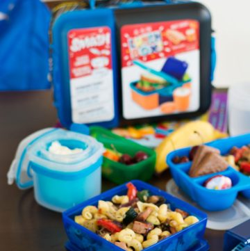 Back to school with Smash lunch boxes - thespiceadventuress.com