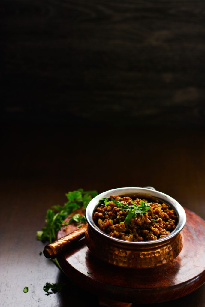 Methi Dana ki Sabzi (Indian style Fenugreek Seeds Stir-Fry) - thespiceadventuress.com