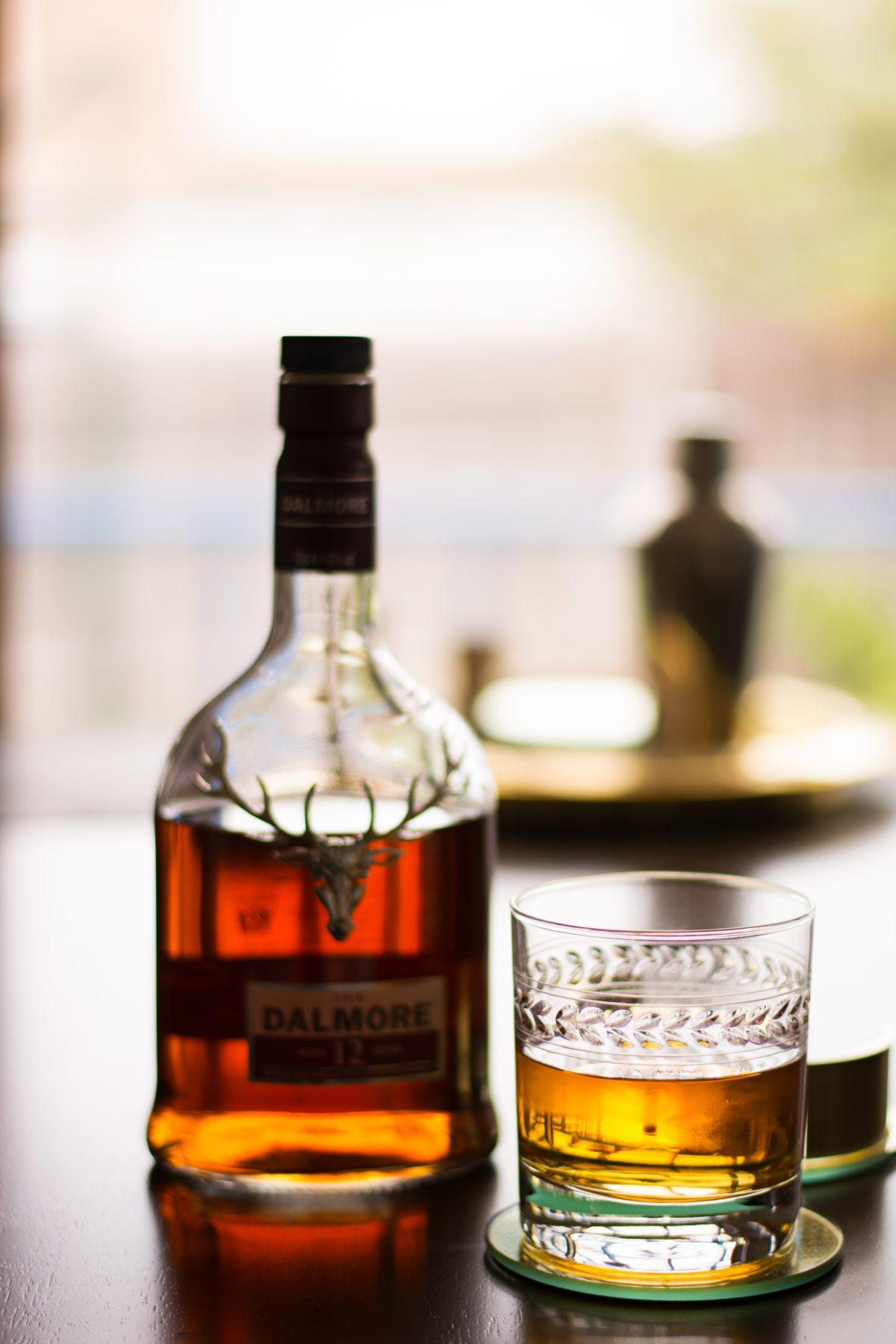 Dalmore single malt whisky - thespiceadventuress.com