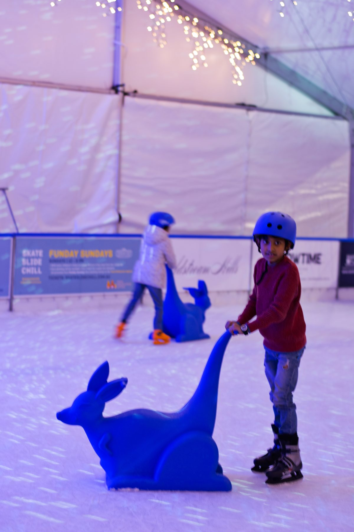 Skate, Slide and Chill at Common Man - thespiceadventuress.com