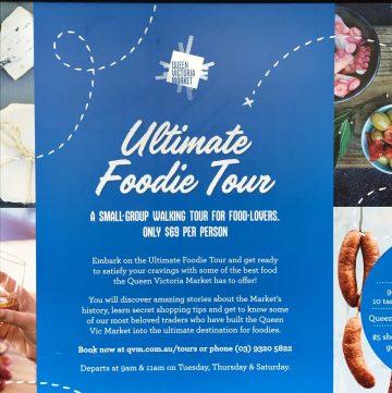 The Ultimate Foodie Tour at Queen Victoria Market (Melbourne, Australia) - thespiceadventuress.com