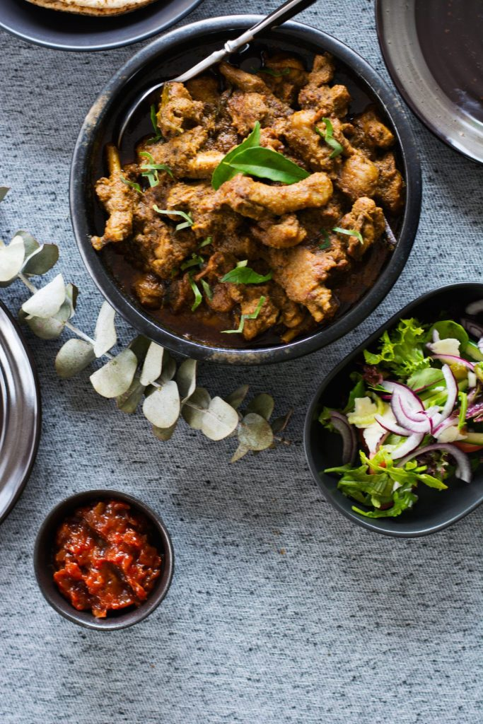 Duck Kurma (Supporting the Great Australian Curry Campaign) - thespiceadventuress.com