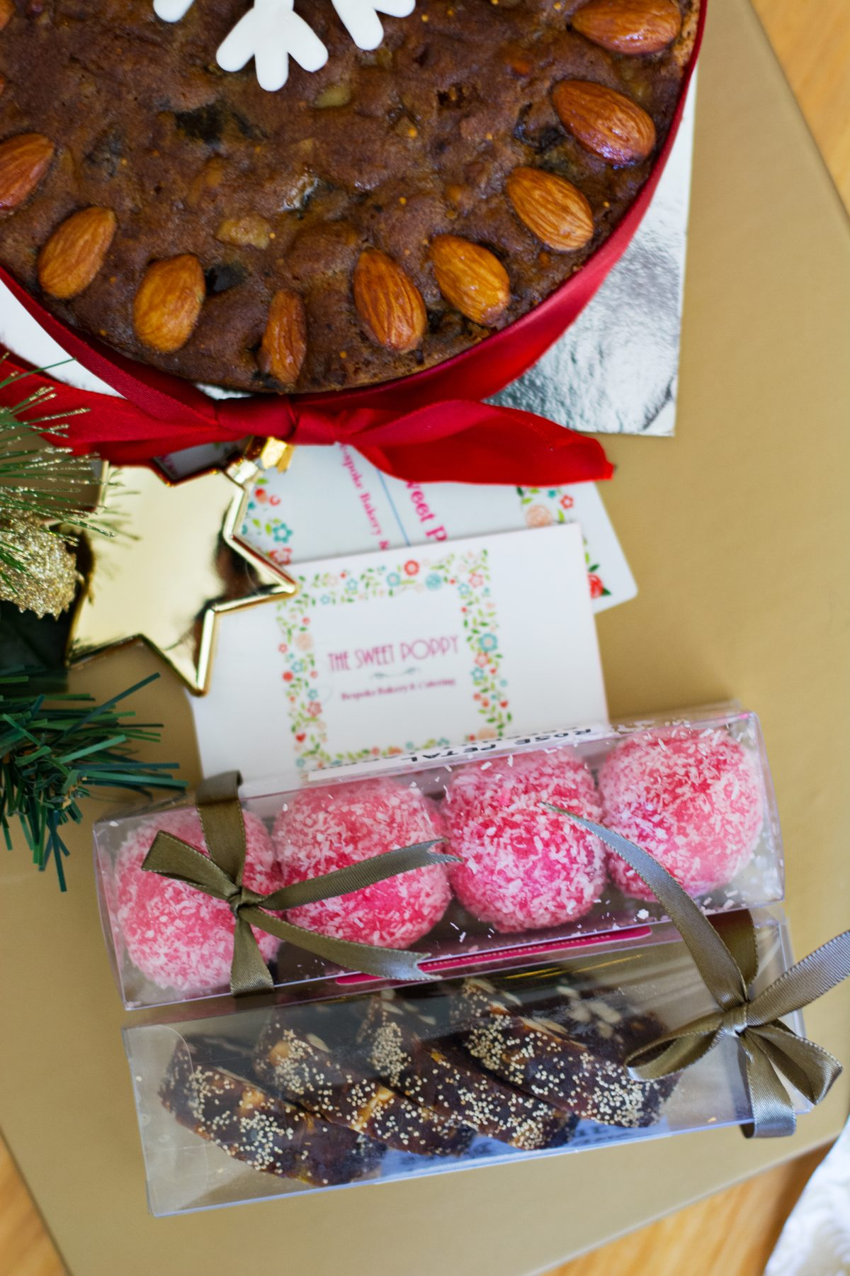 The Sweet Poppy: Be-spoke Bakery, Catering and Gourmet Hampers - thespiceadventuress.com