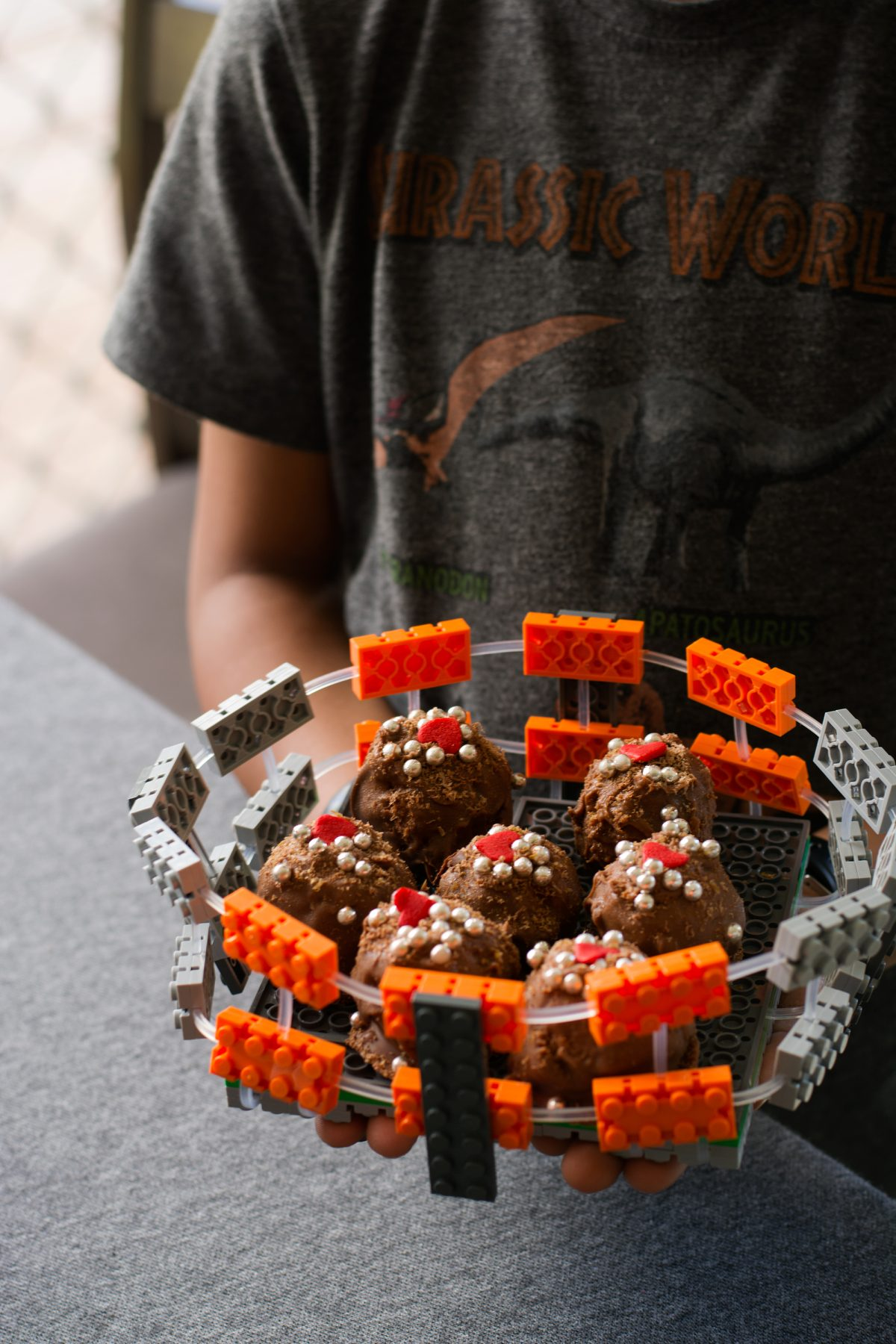 Flex it with Flexo + a Recipe for Chocolate Tim Tam Balls (and a Giveaway too!)