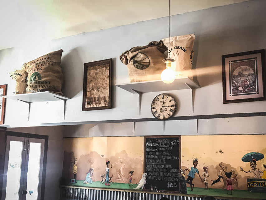 Brunswick Flour Mill (Sydney Rd, Brunswick) – a Review - thespiceadventuress.com