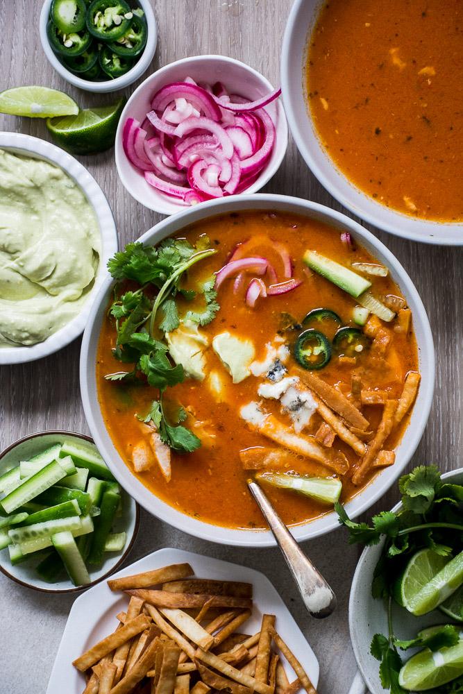 Mexican Hot Pot - thespiceadventuress.com
