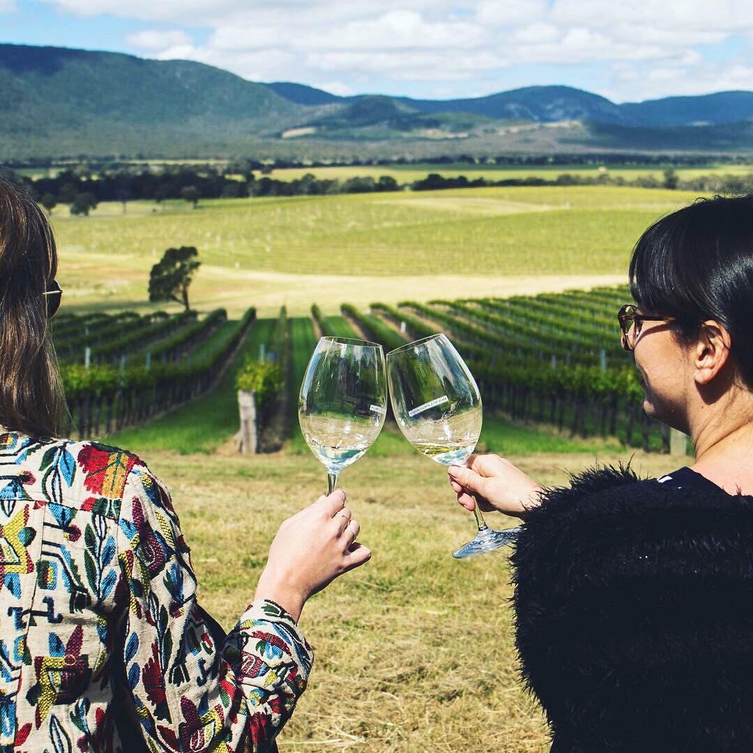 Wine & Symphony 2018, Saturday 3rd November, held at Mount Langi Ghiran. - thespiceadventuress.com