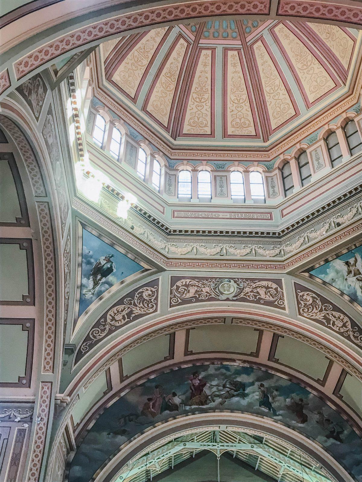 Royal Exhibition Building - thespiceadventuress.com