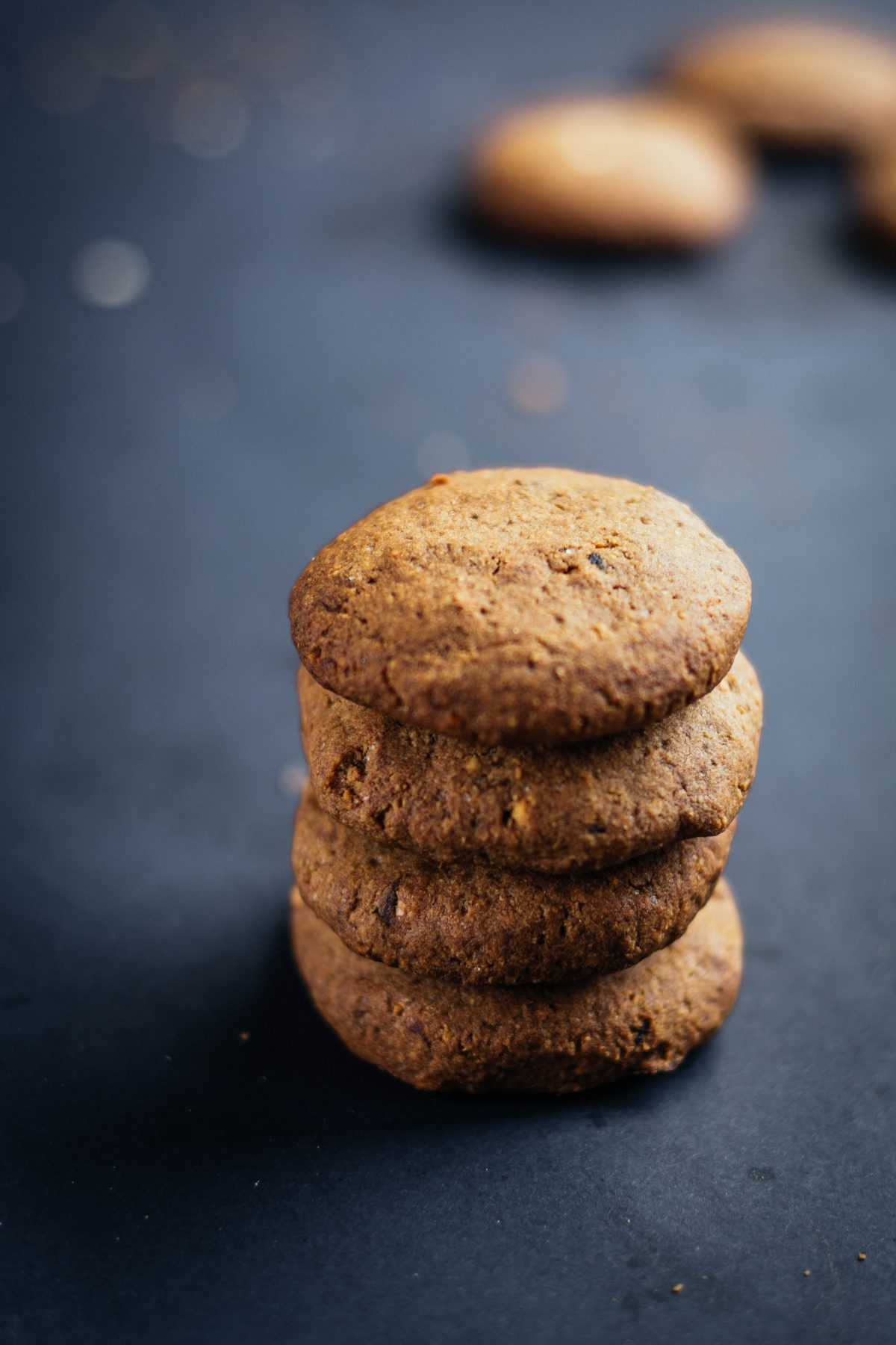 Dates and Cashewnut Cookies - thespiceadventuress.com