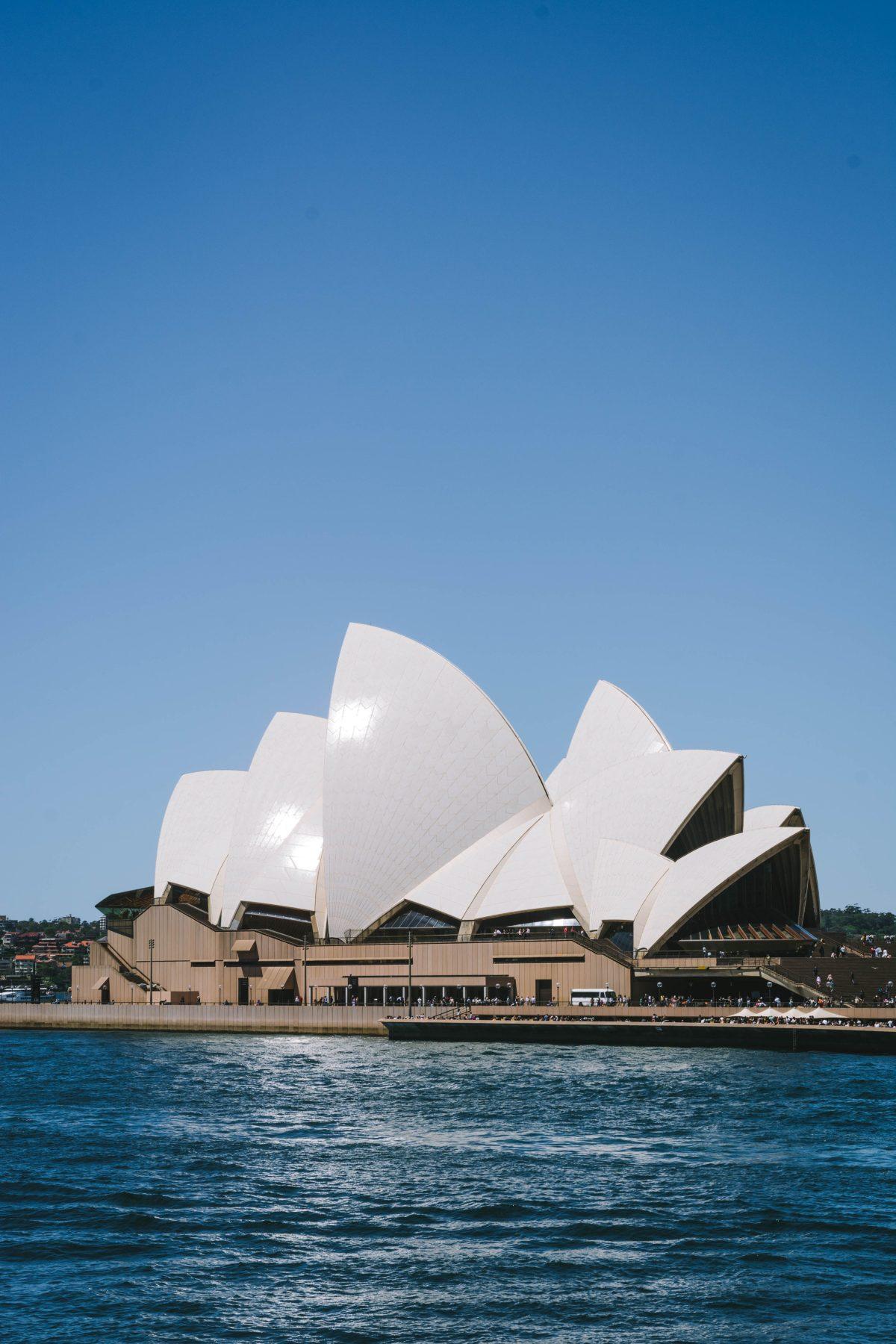 Sydney Opera House - thespiceadventuress.com