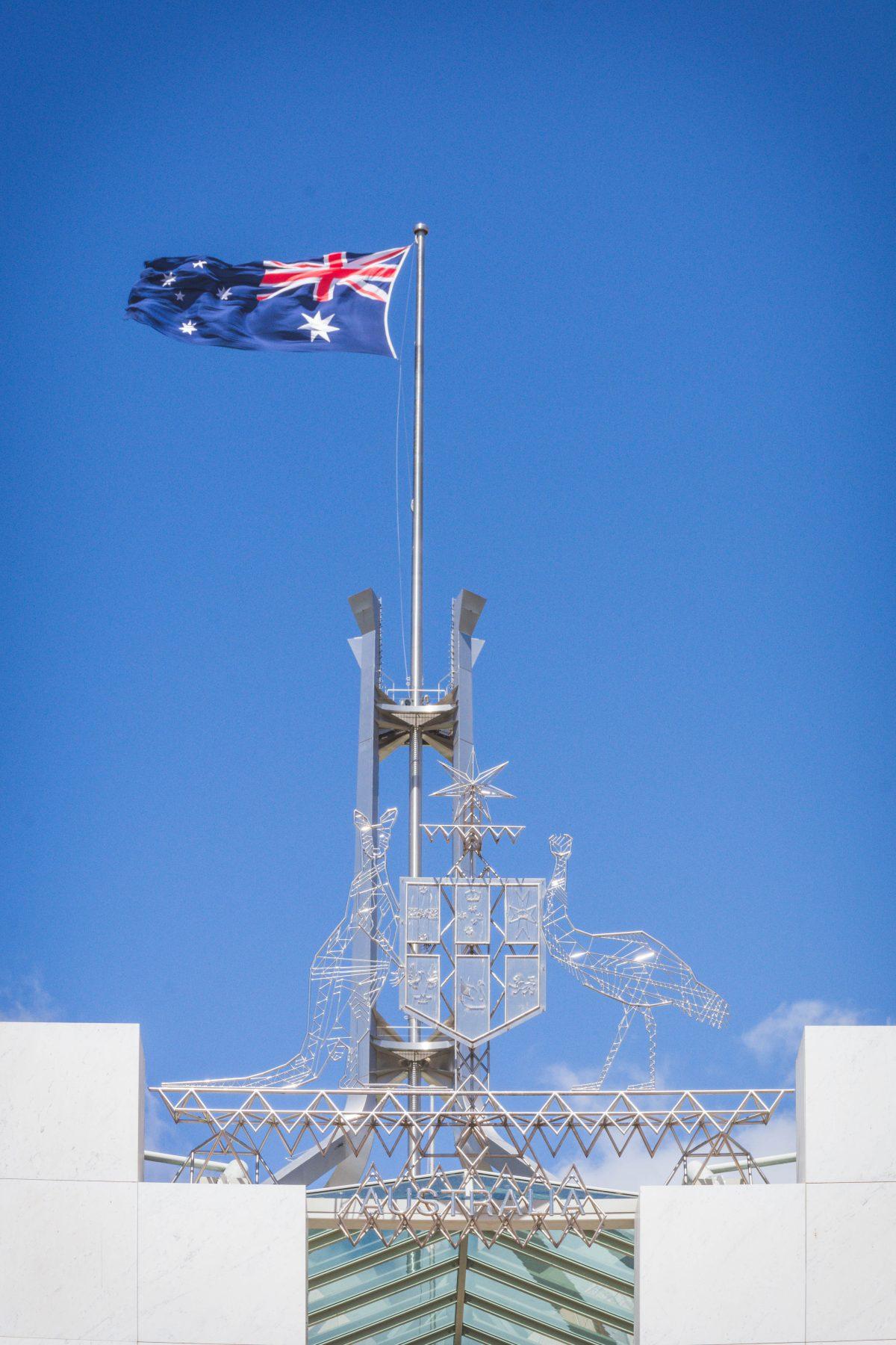 Australian Parliament House - thespiceadventuress.com