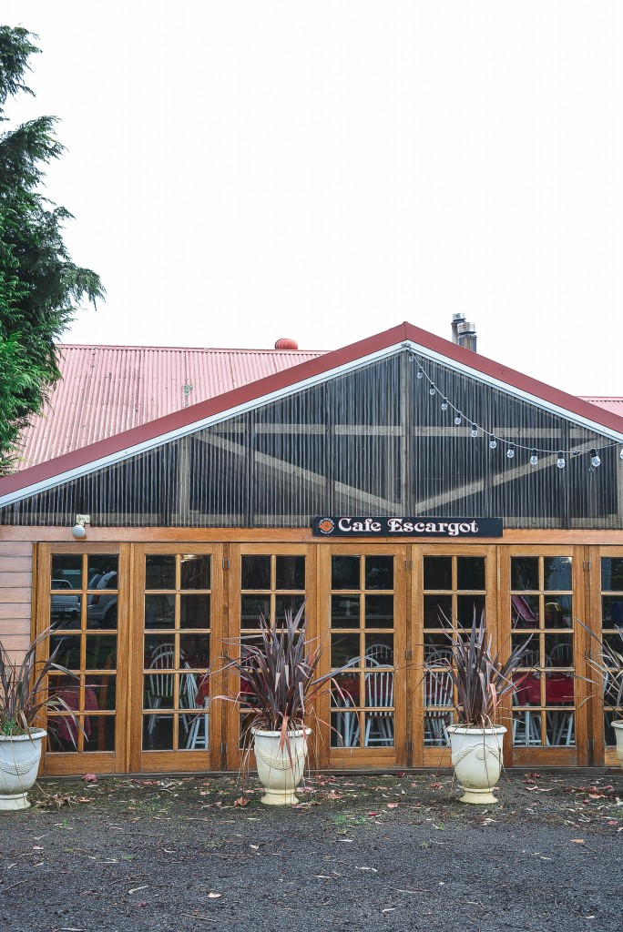 Café Escargot/Dine with a Difference (Mirboo North, South Gippsland) - thespiceadventuress.com